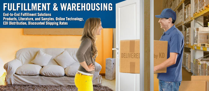 Fulfillment Services & Warehousing